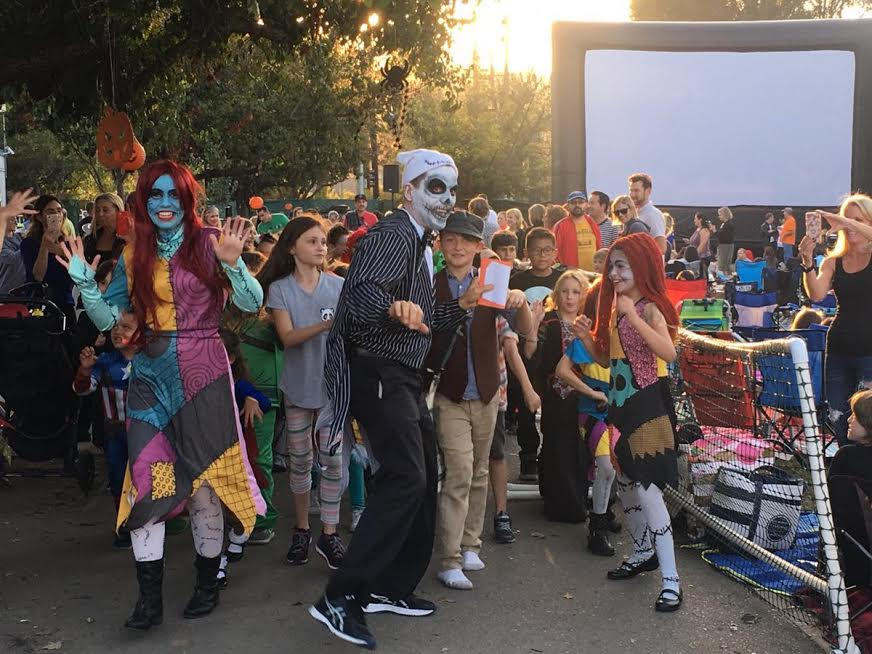 Does Your School Movie Night Look Like This?