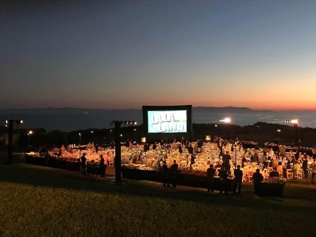 Inflatable Movie Screen Rental
