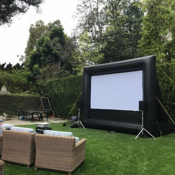 Cheap Outdoor Screens