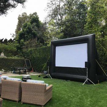 Cheap Outdoor Screens